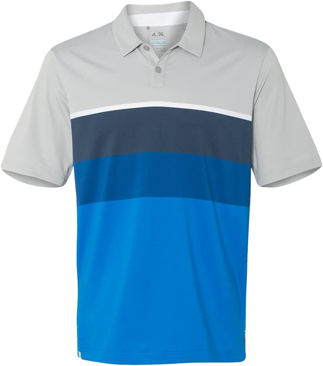 adidas Mens Climacool Engineered Stripe Sport Shirt (A136)