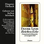 Reiches Erbe | Donna Leon