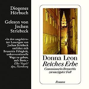Reiches Erbe Hörbuch