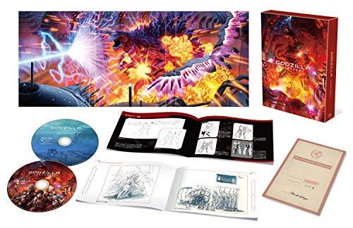 - Godzilla: City on the Edge of Battle, Limited Edition (Blu-ray, 2Disc Set) (Original Bonus: Newly Drawn A2 Size Poster by Yuji Kaida)