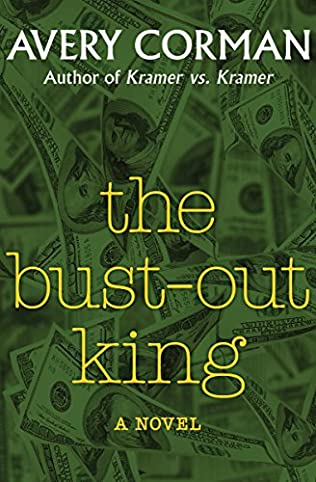book cover of The Bust Out King