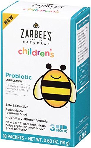 Amazon Com Zarbee S Naturals Probiotic Capsules 30 Count