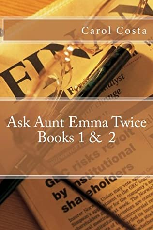 book cover of Ask Aunt Emma Twice Books 1 and 2