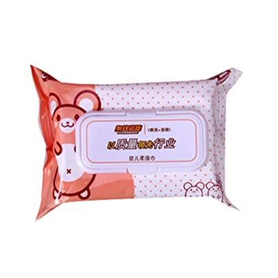 Funic Alcohol Baby Free Wipes Disposable Prep Swap Pad Antiseptic Skin Cleaning Care Jewelry Mobile Phone Computer Clean Wipe: Health & Personal Care