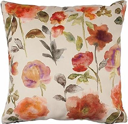 Amazon McAlister Orange Renoir Large Decorative Pillow Cover Fascinating Huge Decorative Pillows