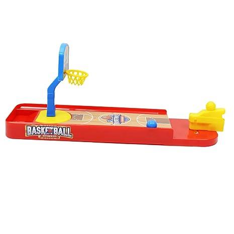 Juego de Baloncesto de Mesa de Familia Plástico Portátil Regalo de ...