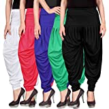 CULTURE THE DIGNITY Women's Polyester Pyjamas - Pack of 5