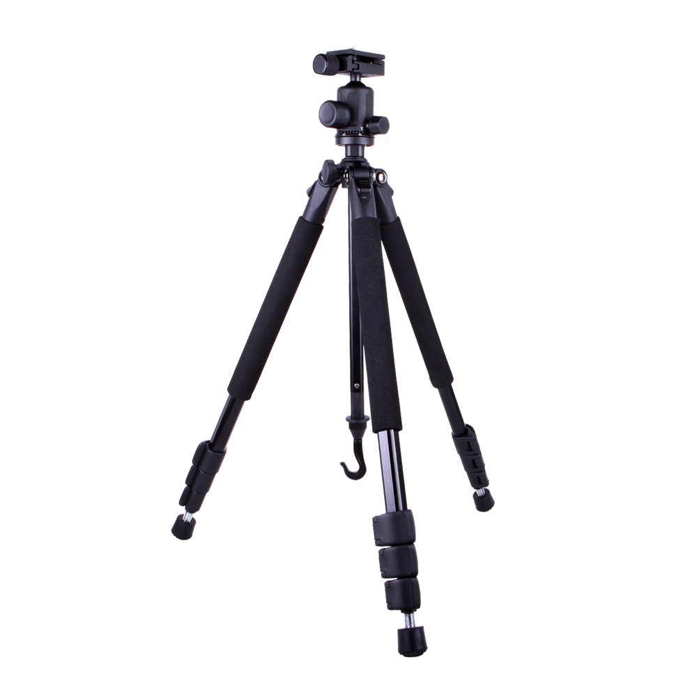 Dolica GX600B200 Proline GX Series 60-Inch Aluminum Tripod and Ball Head Combo for DSLR by Dolica