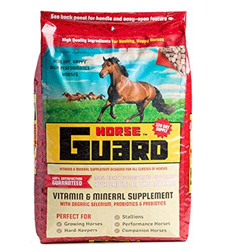 Horse Guard Equine Vitamin Mineral Supplement, 40lb by Horse Guard, Inc