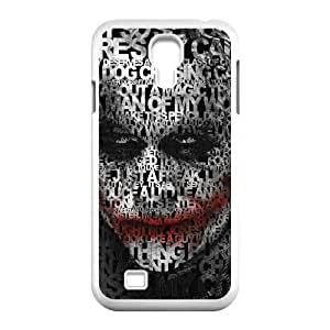The Joker Samsung Galaxy S4 9500 Cell Phone Case White 8You065723
