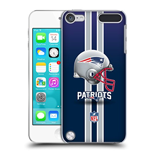 Price comparison product image Official NFL Helmet New England Patriots Logo Hard Back Case for iPod Touch 5th Gen / 6th Gen