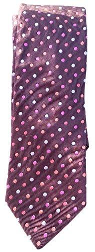 Ted Baker Neckties (Men's Ted Baker London Dots Design Silk Tie, Size Regular 3T964704- Purple)