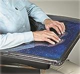 Skil-Care Gel-Top, Sensory Stimulator Tray, Velcro Closure # 912415-16'' to 18'' W/C, each
