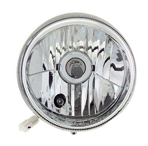 Gruppo ottico SCOOTER Lx 125-150 // Head lamp SCOOTER Lx 125-150 Fari Anteriori Front Light