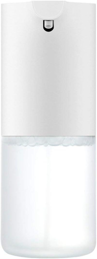 Pudincoco Original Xiaomi Mijia Auto Inducción Espuma Lavadora de Manos Dispensador de jabón Jabón automático 0.25s Sensor infrarrojo (Blanco)
