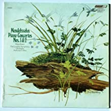 Mendelssohn: Piano Concertos Nos. 1 & 2 / Peter Katin, The London Symphony Orchestra, Anthony Collins