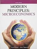 Modern Principles of Microeconomics and Aplia Access Card (1 Semester), Cowen, Tyler and Tabarrok, Alex, 146411319X