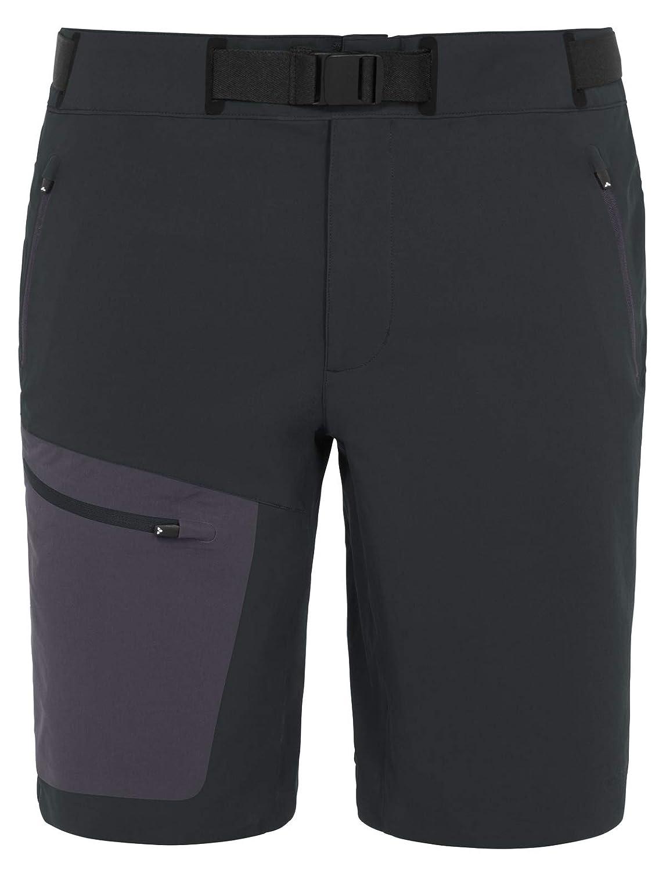 Vaude Herren Men's Badile Shorts, Kurze Softshellhose für Den Bergsport, 80% Winddicht Hose