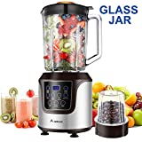 Best Glass Blenders - Blender, AAOBOSI Smoothie blender, Professional Blender with 52 Review