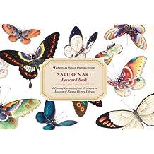 American Museum of Natural History Nature's Art Postcard Book