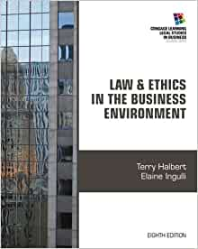 Environment legal 8th edition of business the pdf