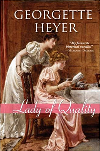 Lady of Quality (Thorndike Clean Reads)