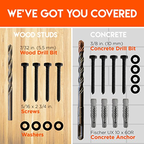 Buy concrete wall screw