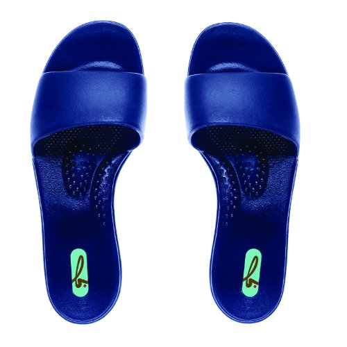 Oka-B Grace Slip On Sandal Sapphire Ywnkr6rV