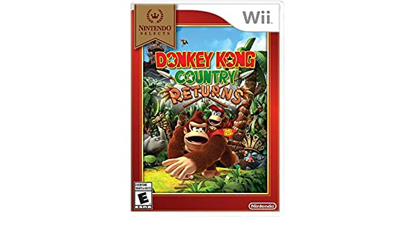 Donkey Kong Country Returns Official Cheats,Tips,Moves Guide ...