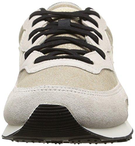 Converse Auckland Racer Ox Tex/Sue Glit Herren Sneaker gold (Gold Glam/Vaporous Grey)