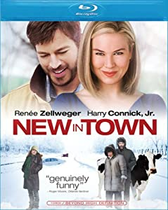 Cover Image for 'New in Town'