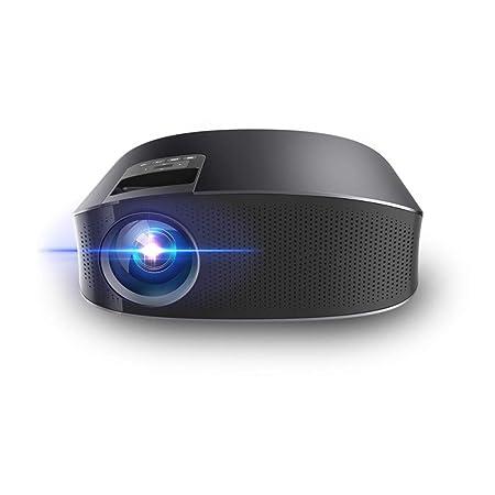 Portátil Mini proyector elegante, ± 15 ° Corrección Keystone ...