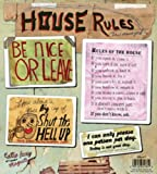Blue Q - House Rules Magnet Set offers