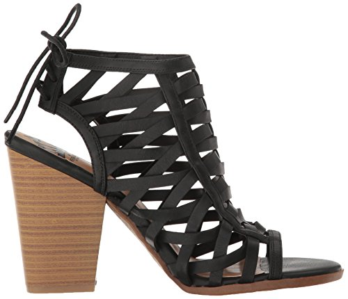 Dress Women's Sandal Fergalicious Viison Black qwZRqU80