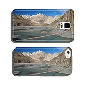 Suspension bridge in Northern Pakistan cell phone cover case iPhone6