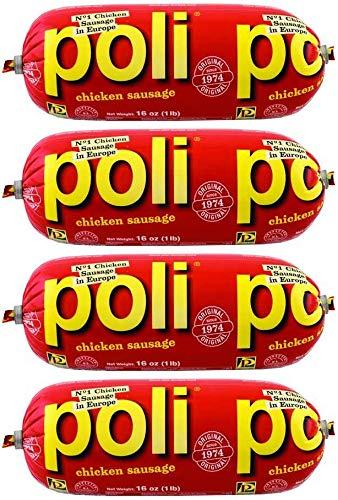 POLI Chicken Sausage