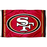 San Francisco 49ers SF Large NFL 3x5 Flag