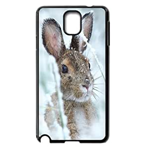 UNI-BEE PHONE CASE For Samsung Galaxy NOTE3 Case Cover -Rabbit & Bunny-CASE-STYLE 3
