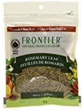 Frontier Natural Products Coop-packaged Bulk Rosemary Leaf Whole Organic 13gm Pouch French/english, 6-count