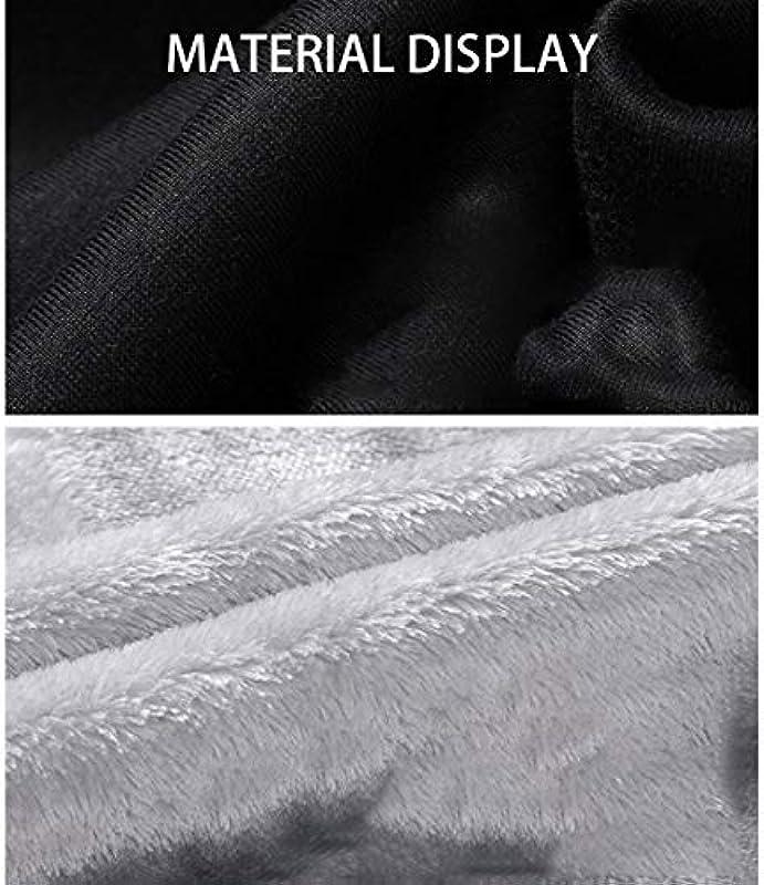 Męskie-Pullover Langarm-Cardigan Mit Kapuze Pullover Winter-warme Mäntel Patchwork Gezeichnete Vlies-Jacken Und Dicke Outwear B-4X-Large: Küche & Haushalt
