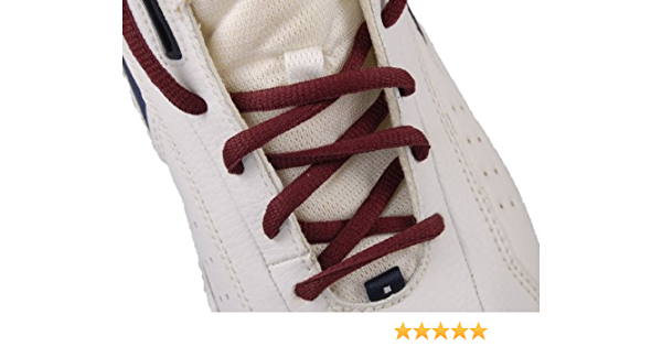 Stylish Beige Round Shoelace 45 2 Pairs #AAAS