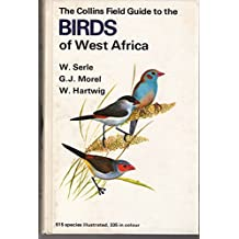 The Collins Field Guide to the Birds of West Africa