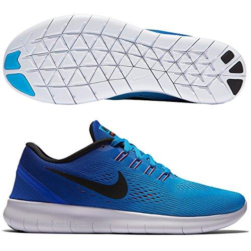 Nike 831509-404, Chaussures de Trail Femme Bleu (Blue Glow / Black / Racer Blue)