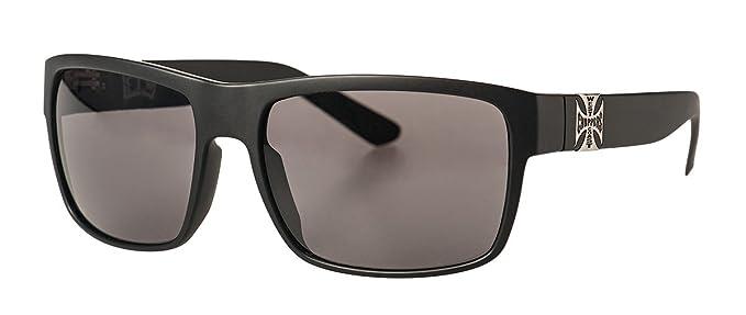authentisch 50% Preis Fabrik authentisch West Coast Choppers Sonnenbrille FTW Smoked Lenses, Color ...