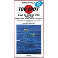 Top Spot Fishing Map from West Coast Florida Offshore...