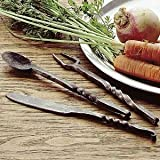 Medieval Set of Eating Utensils