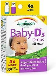 Baby-D - 400 IU Vitamin D3 Droplets