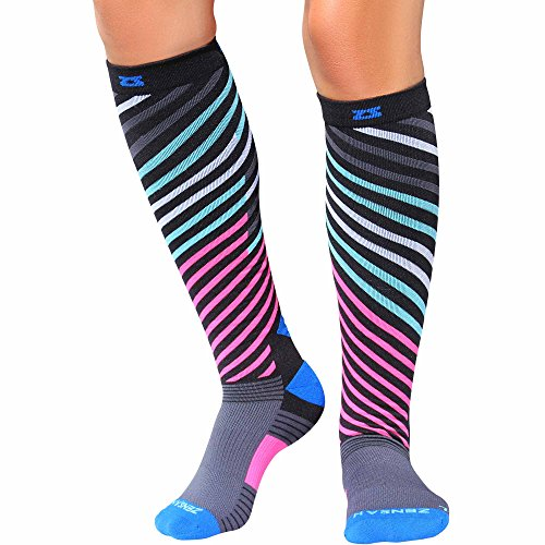 Zensah Design Compression Socks