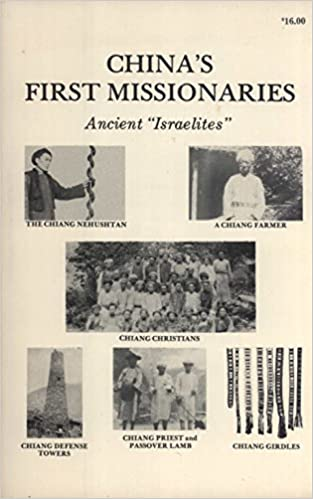 China's First Missionaries: Ancient