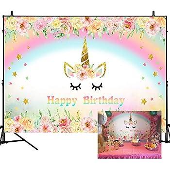 amazoncom aofoto 7x5ft birthday party banner background